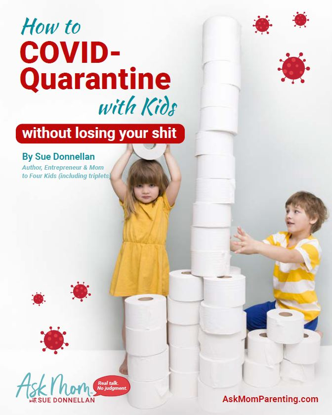 How To COVID-Quarantine With Kids